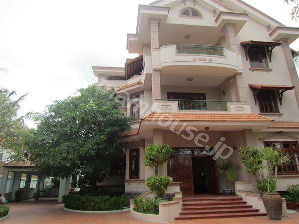 Very Nice Villa In An Phu Area Vietnam House Villa