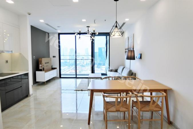 Beautiful apartment with view of Saigon River