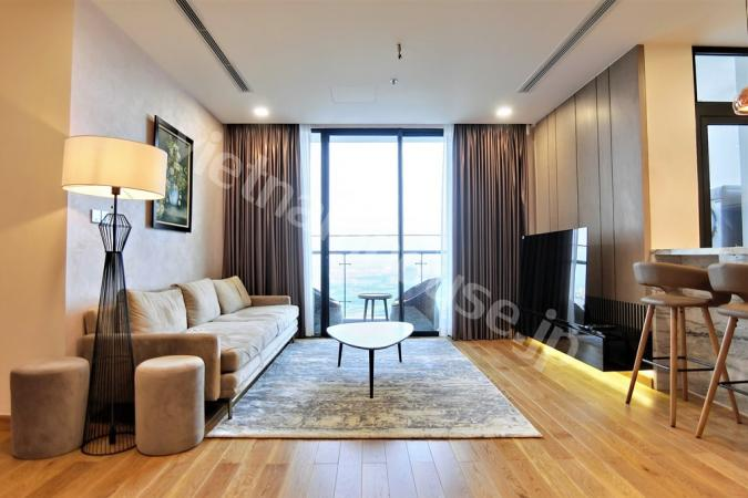 Super high floor Vinhomes Golden River and Saigon river view