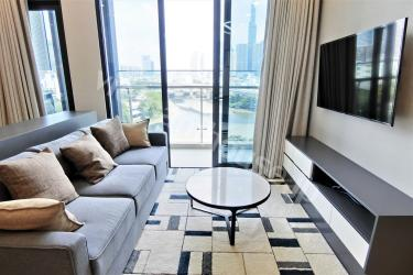 Contemporary and chic Vinhomes condominium designed to the highest standard
