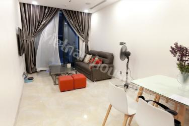 Opulent Vinhomes apartment and modern furniture