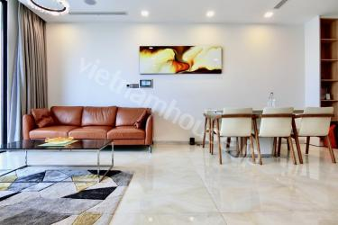 Offering superior quality in this ultra-contemporary apartment