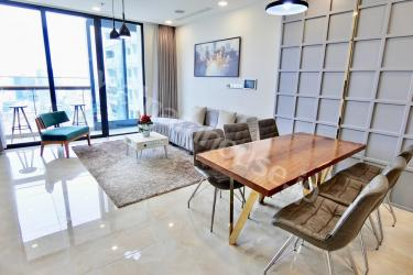Young professionals or a family could desire Vinhomes apartment
