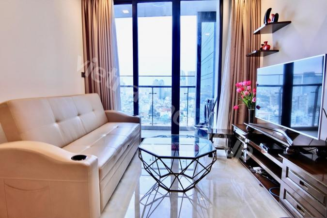 Nice view apartment at Vinhomes Golden