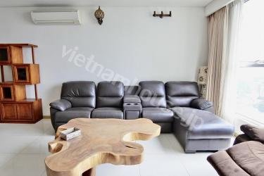 An ideal family home at Thao Dien Pearl