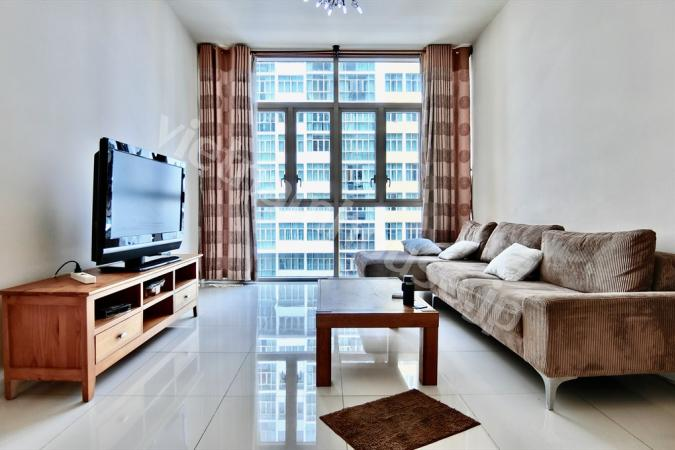 Furnished residence in The Vista