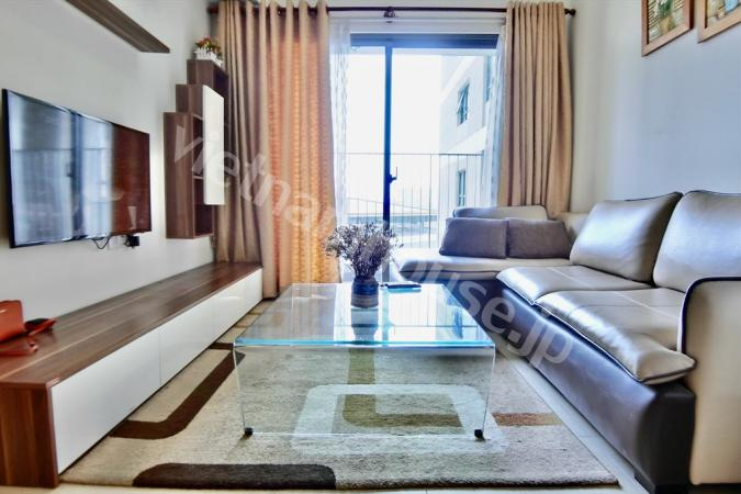 Full convenience apartment at Masteri Thao Dien Residences