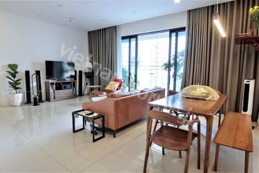 Exclusive four bedroom apartment of District 2