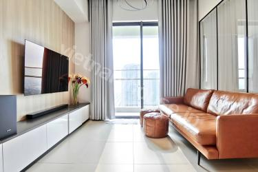 Gateway Thao Dien with glass wall 1 bedroom