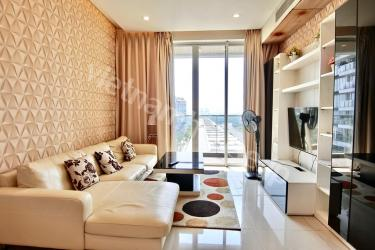 Sarimi apartment situated on the main road of District 2 with panoramic views