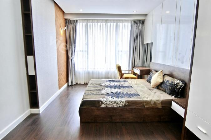 The lovely Tresor condominium with good furniture