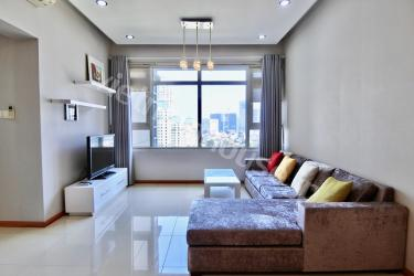 Immaculately presented Saigon Pearl condominium