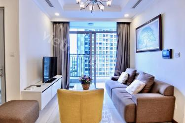 Be the first to view this spacious Vinhomes apartment