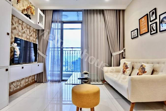 Perfect apartment with its spaciousness and brightness