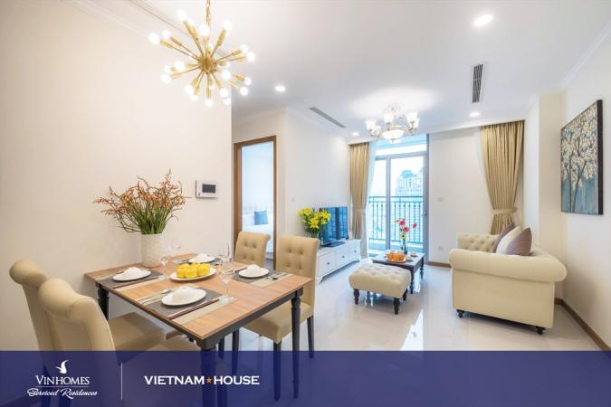 Apartment with great design in District Binh Thanh