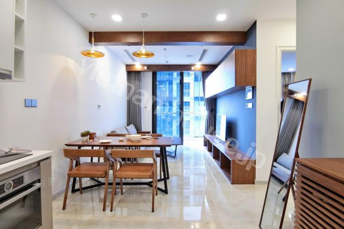 Excellent and superb Vinhomes Golden River apartment