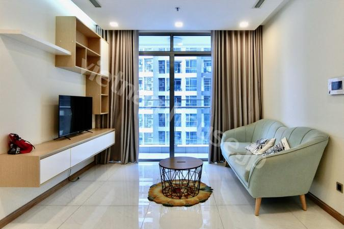 High floor apartment with full facilities super new