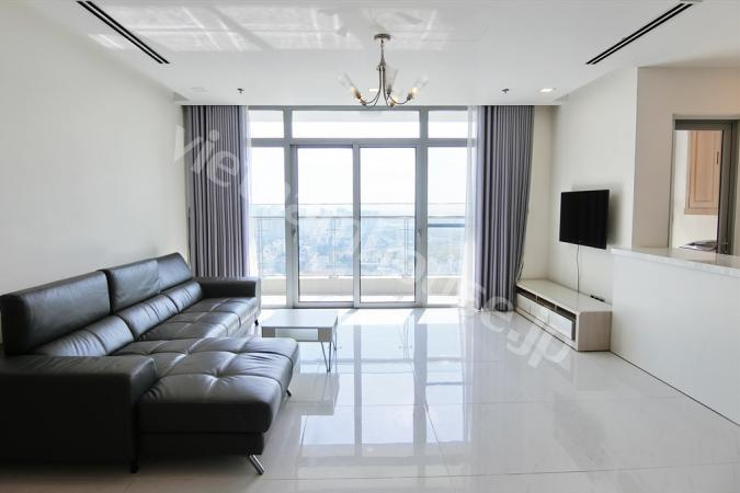 All amenities gathered in Vinhomes Central Park