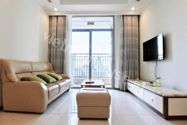 Truly modern Vinhomes apartment supporting your life