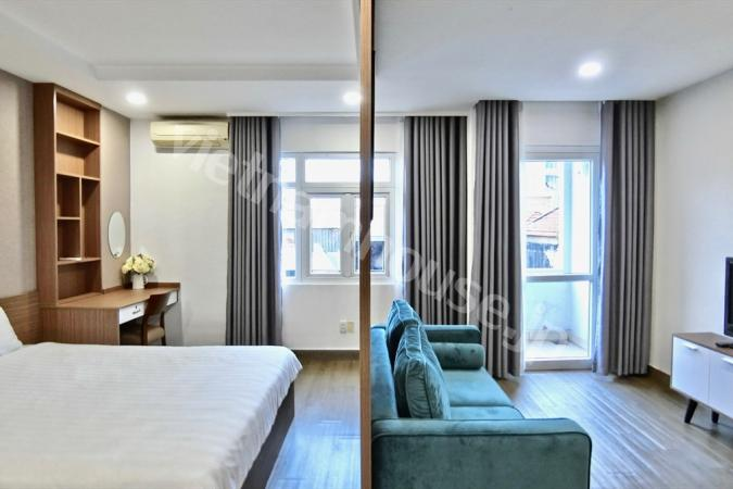 A New Serviced Apartment In Dist 1