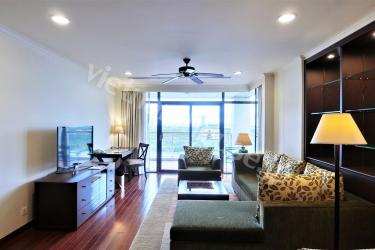 High class serviced apartment in District 1