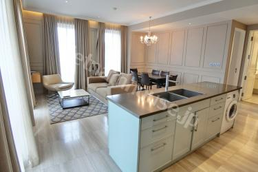 Spacious serviced apartment in high-class building