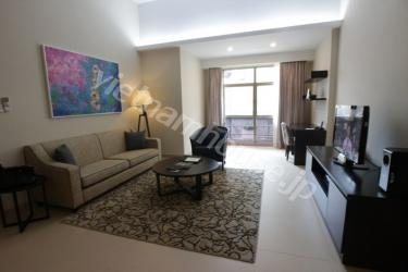 Luxury serviced apartment for lease in District 1