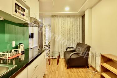 Nice design serviced apartment for lease in District 1
