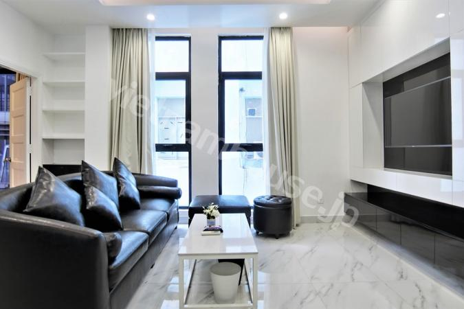 Great choice of two bedroom apartment in District 1