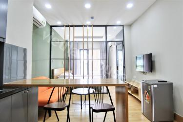Serviced apartment right at the convenient spot of District 1