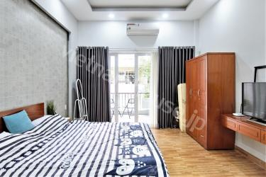 Serviced apartment just few steps to Ben Thanh market