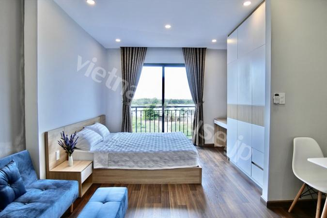 New studio apartment near Saigon river