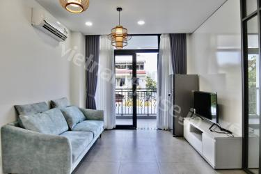 Serviced apartment at the corner of quiet place