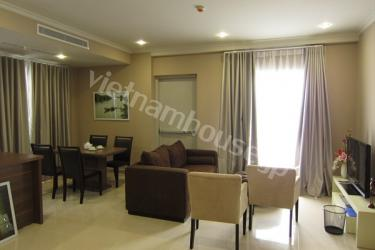 A Modern Style Serviced Apartment In Dist 3