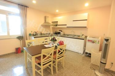 3 bedrooms service apartment in District 3