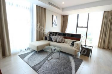 Luxury service apartment is designed specifically for VIP customers in District 3.
