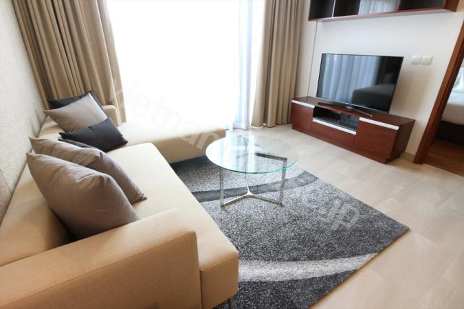 2 bedrooms Service Apartment ,the best choice for your family in District 3.