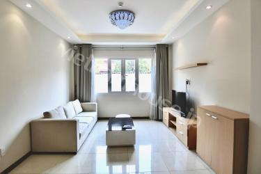 High standard of luxury living in serviced apartment