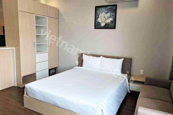 Affordable price for serviced apartment located in District 4