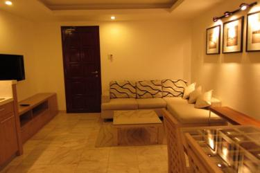 Stylish and unique service apartment in District Binh Thanh