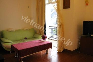 Service Apartment in Saigon Pearl villas compound