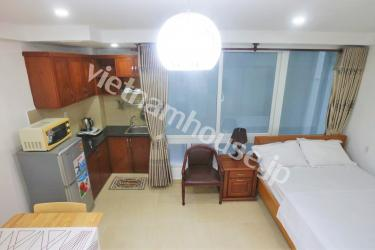 Service Apartment on Pham Viet Chanh street