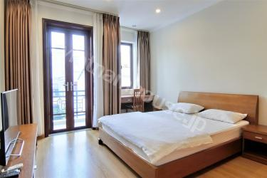 Private bedroom for serviced apartment not far away from the CBD