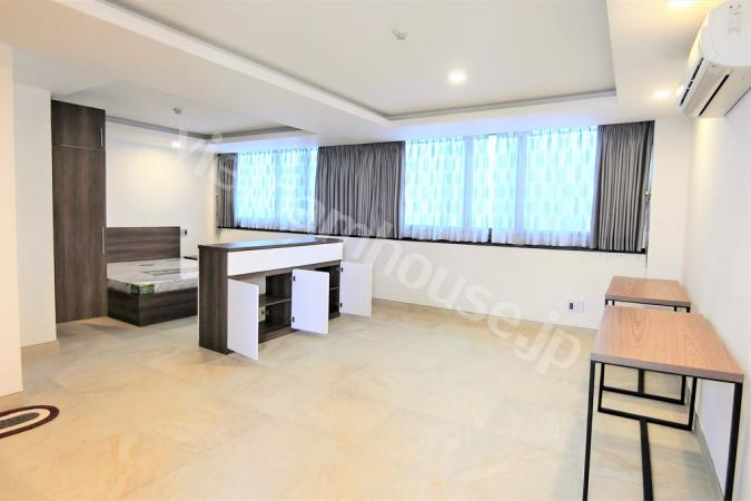 Apartment located on the crowded road of District Binh Thanh