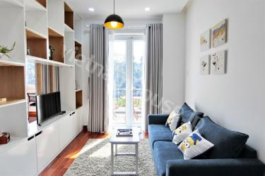 Deserve a luxury life in outstanding serviced apartment