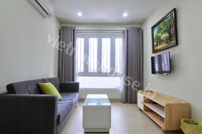 Separate living area and 1 bedroom in Binh Thanh