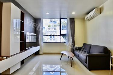 Two-bedroom apartment in the heart of Phu Nhuan District