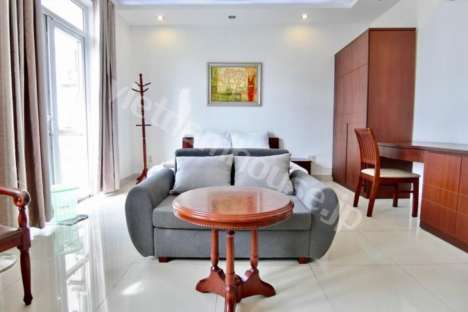 Serviced apartment in Japanese area of District Binh Thanh